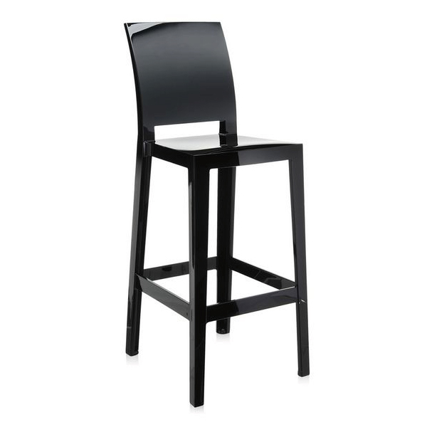 Tabouret haut One more please H75cm
