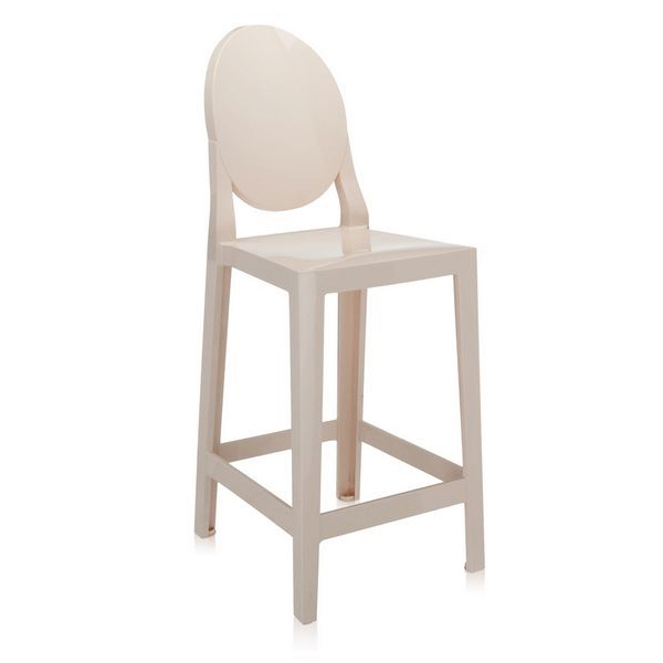Tabouret haut One more H65cm